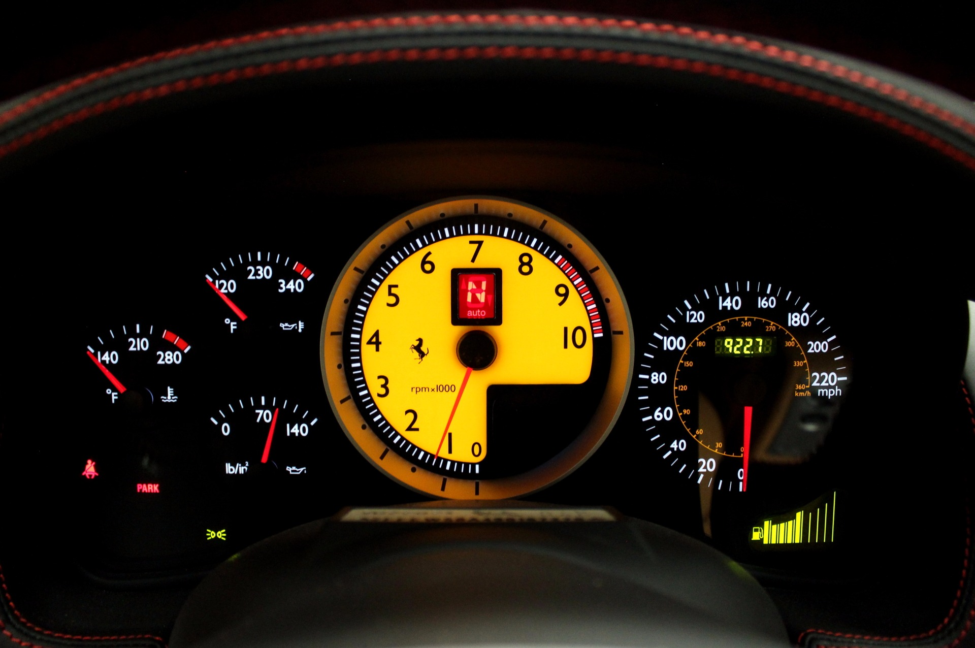How many miles is too many miles for a Ferrari?