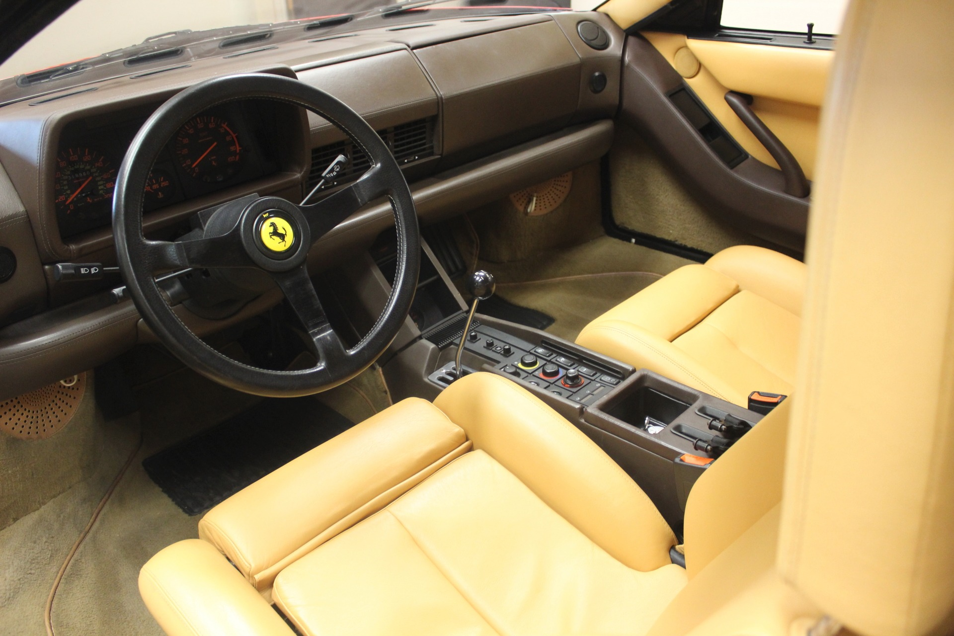 Ferraris: Manual Transmission or the F1?