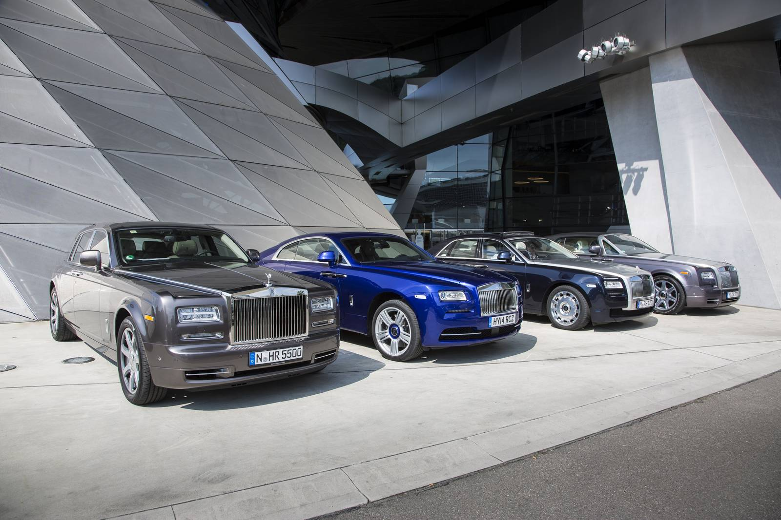What Has BMW Ownership Done for Rolls-Royce?