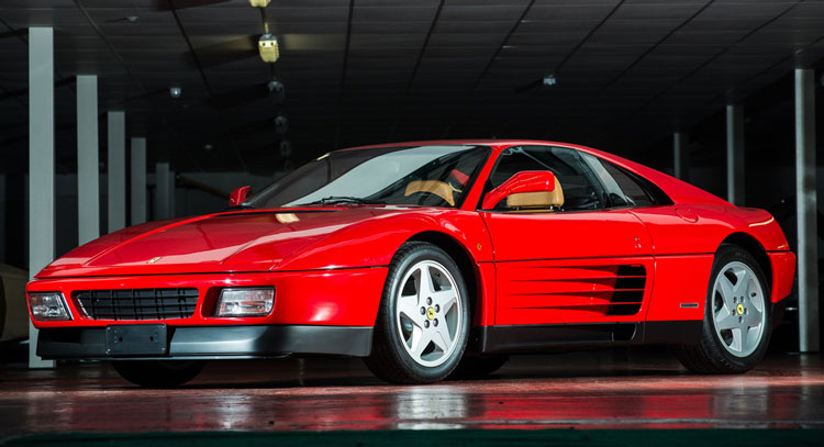 What to Consider When Buying an Older Ferrari