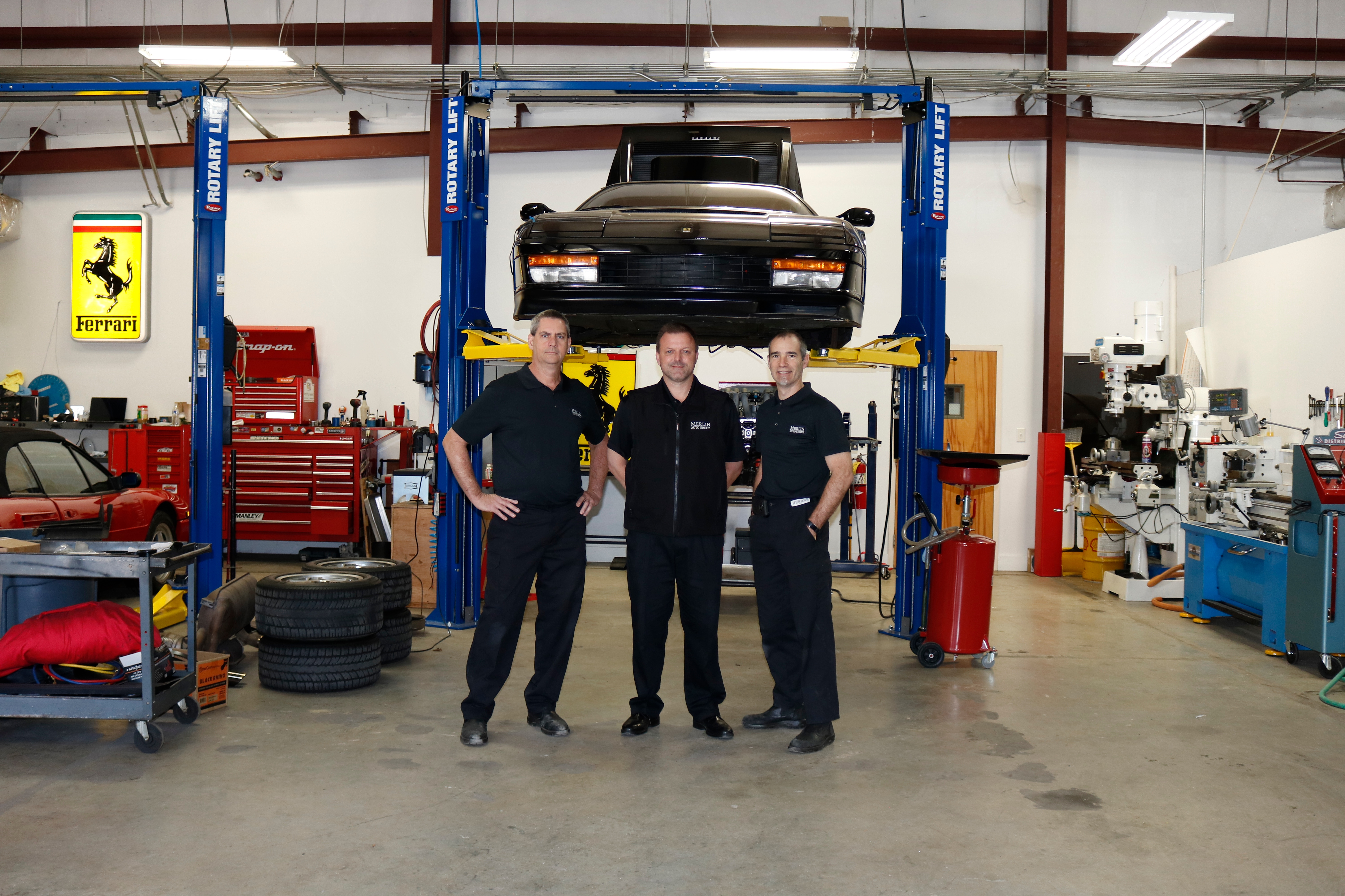 When Having Your Ferrari Serviced, How Important is it Who Services it?