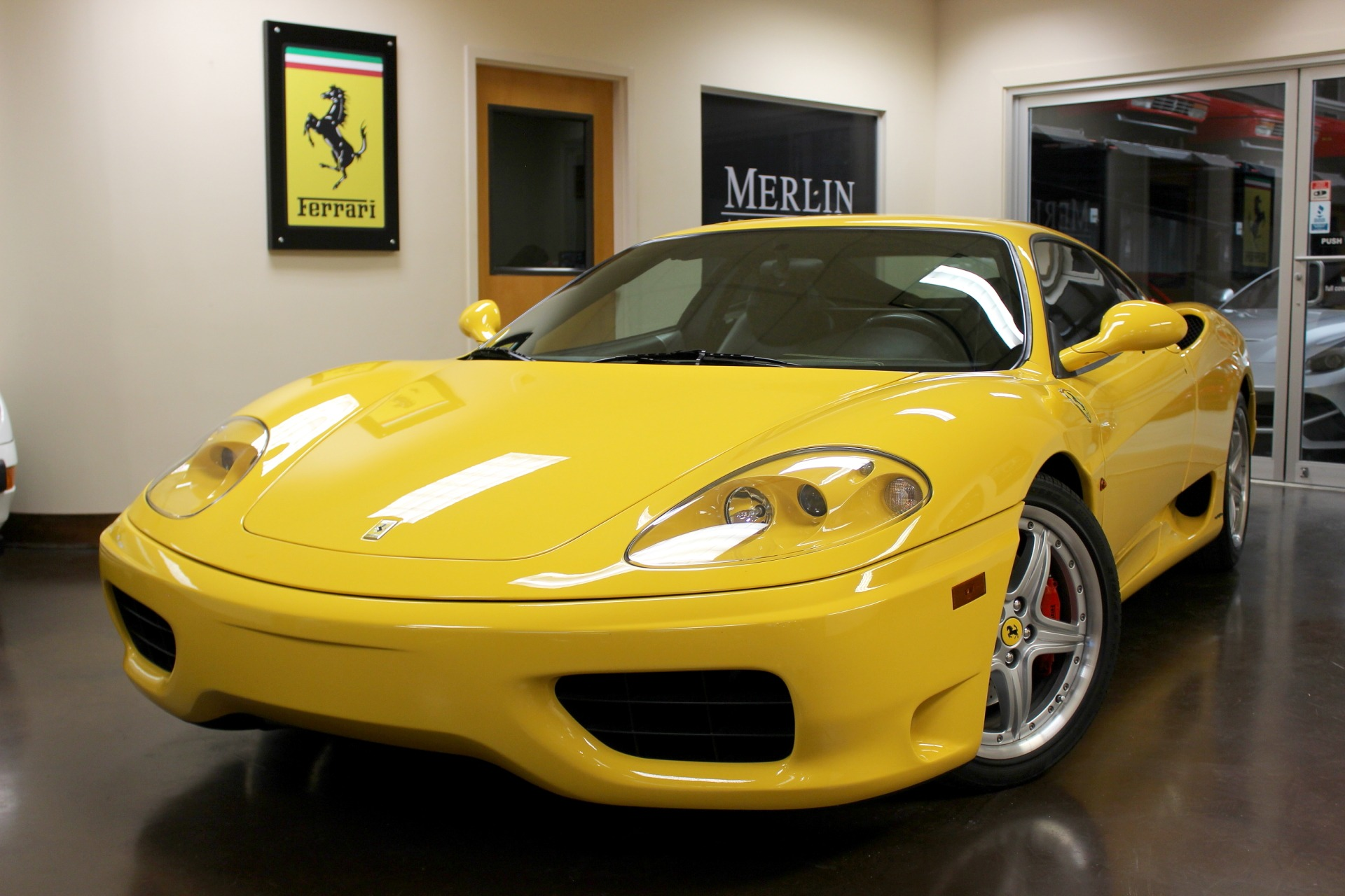 Where Can You Buy A Certified Pre-Owned Ferrari?