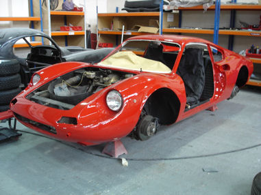 When Is Too Much To Spend On A Ferrari Service and Restoration?