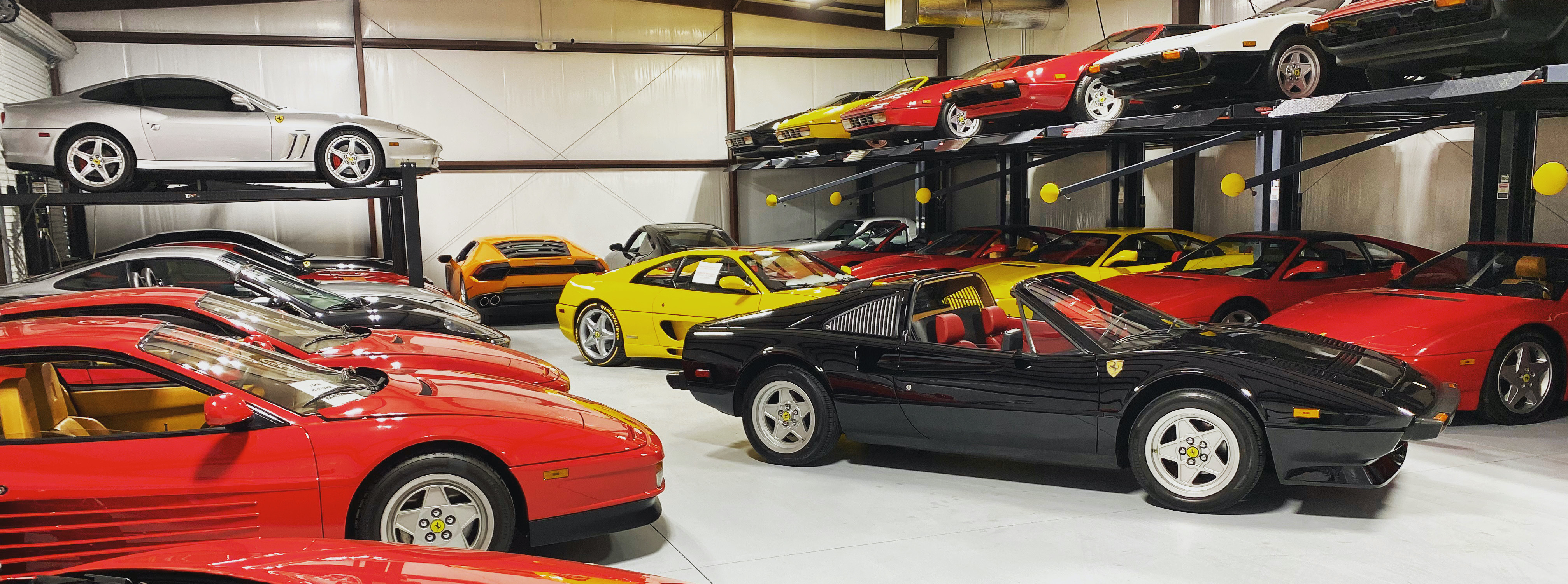 COVID-19's Impact On The Used Ferrari And Exotic Market
