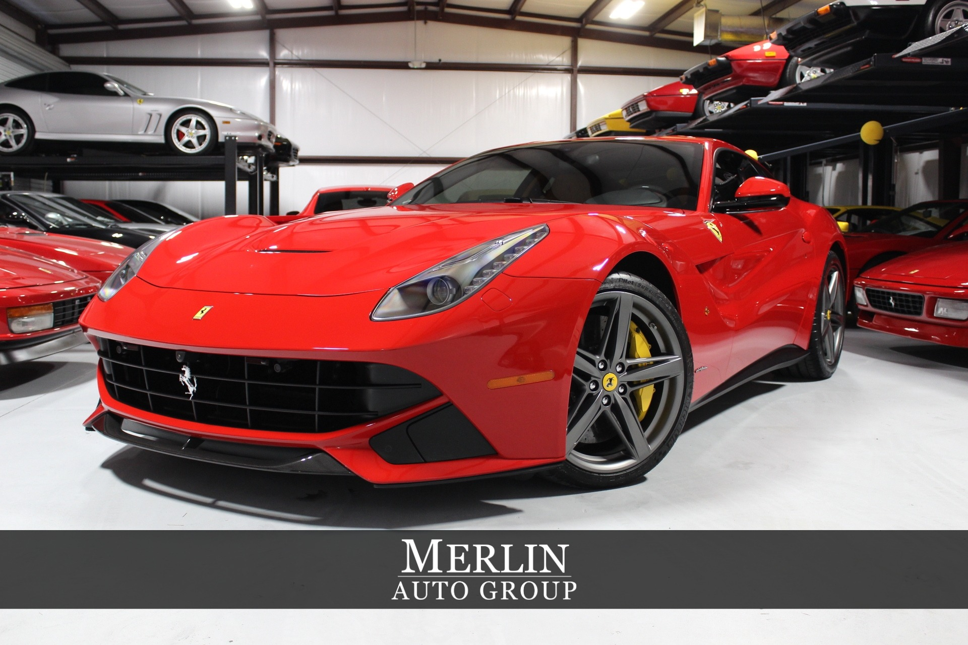 Considerations For Purchasing A Used Ferrari