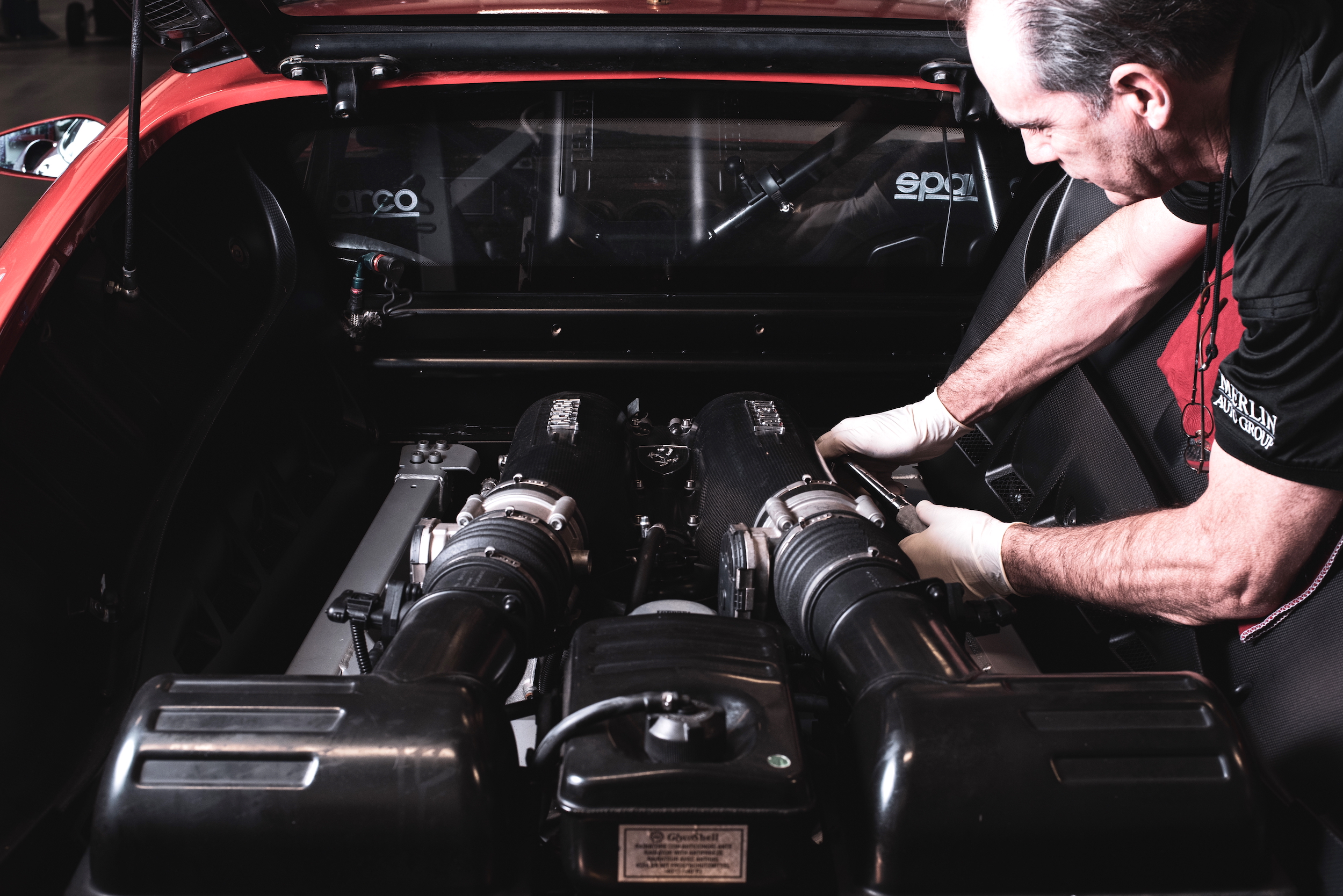 Ferrari Timing Belt Replacement Process: Nuances and Costs